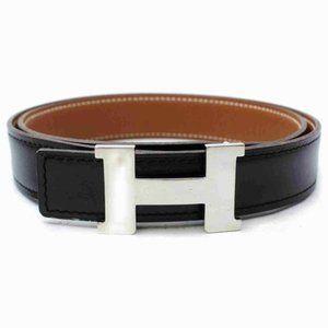 Hermes H Belt Mini Constance Silvertone Reversible